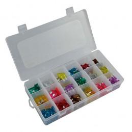 Kit de fusibles 244 piezas