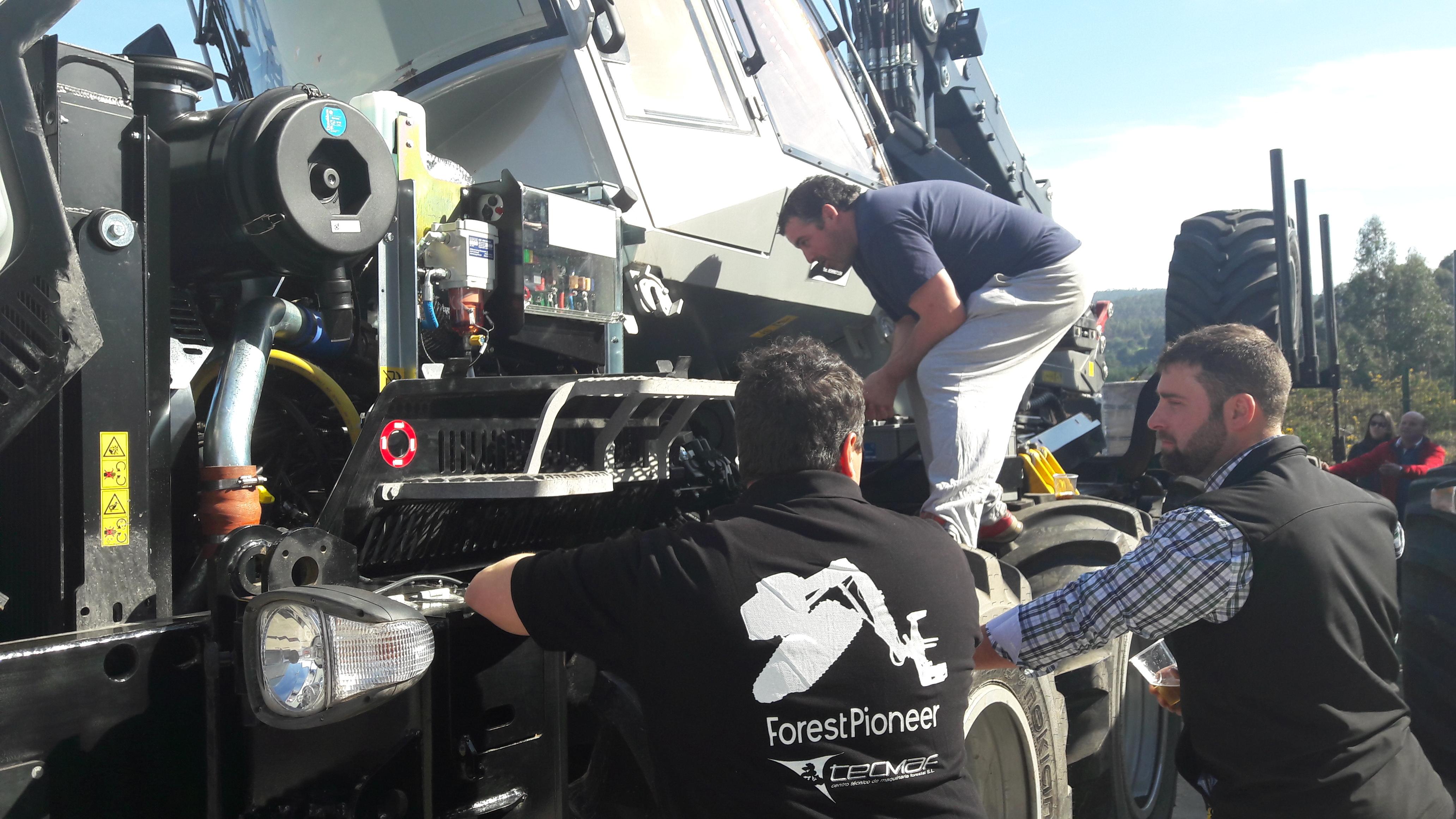 Servicio Técnico De Forest Pioneer En Tecmaf