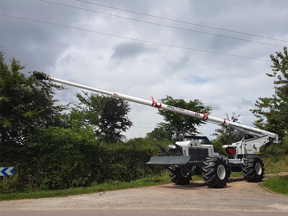 podadora telescópica kershaw 75 G3