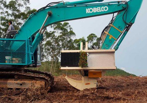 Plantadora Hidraulica Skb180