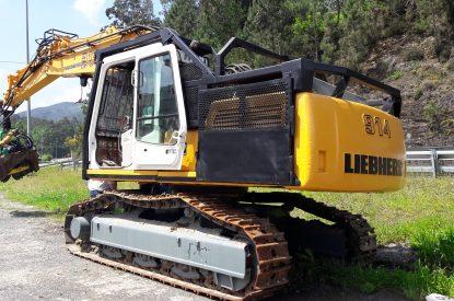 LIEBHERR R914 LITRONIC