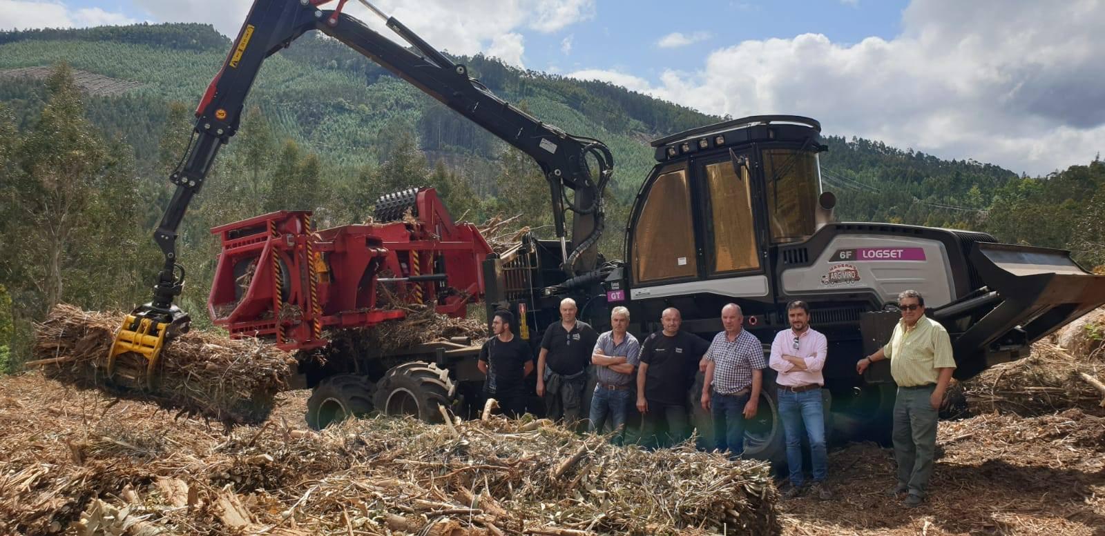 TECMAF FOREST PIONEER GREENALIA4 ORIXINAL