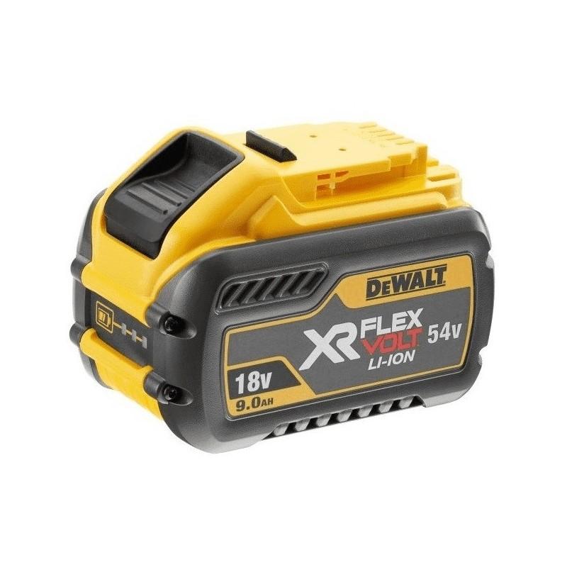 Bateria FLEXVOLT 54v/18V Li-Ion 9.0 Ah