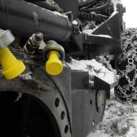 Bouchons pour tuyaux hydrauliques